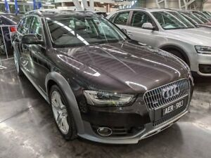 2015 Audi A4 B8 allroad Sports Automatic Dual Clutch Westmeadows Hume Area Preview