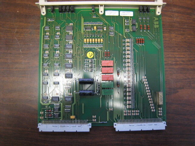 ABB 3HAB 2211-8/1 DSQC 256A SENSOR MOTION CONTROLLER PCB CIRCUIT BOARD B381586