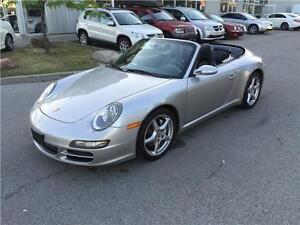 2006 Porsche 911 911 CARRERA*6SPD*NAVI*CONVERTIBLE*NO ACCIDENTS