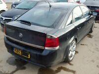 Vectra c sri 57 plate drivers rear door in black 07594145438