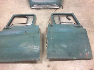 55-59 Chevy Pick-Up Parts