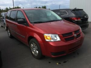 2010 Dodge Grand Caravan SE w/SNOWS ON RIMS, TINTED WINDOWS, EXT