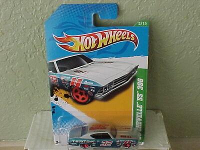 Hot Wheels 2012 Treasure Hunt 69 Chevelle SS 396