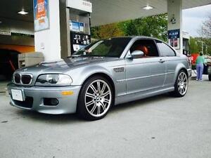 2005 BMW 3 Series M3 E46