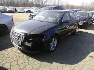 AUDI A3  (2006/2013   FOR PARTS PARTS ONLY )