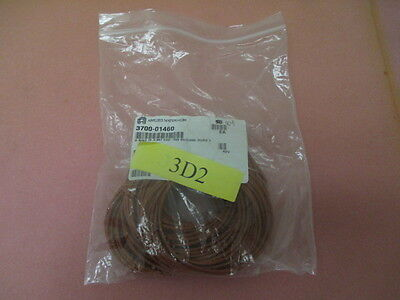 84 NEW AMAT 3700-01460 O RING ID 3.487 CSD .103 SILICONE DURO 7