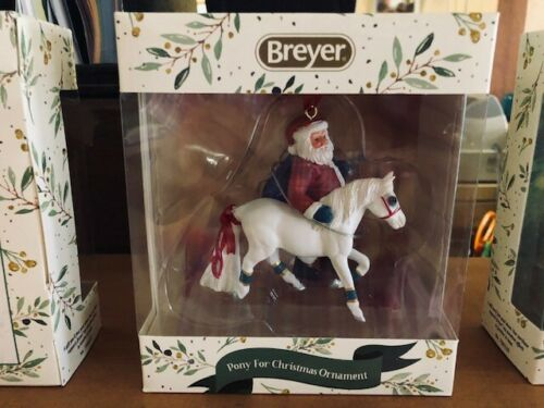 Breyer PONY FOR CHRISTMAS 2019 Ornament NEW #700652