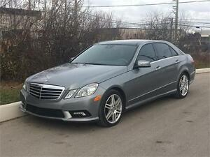 2010 Mercedes-Benz E-Class E550 AMG Pkg *Accident Free* SPECIAL!