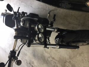 2014 Dyna Fat Bob low km priced to sell