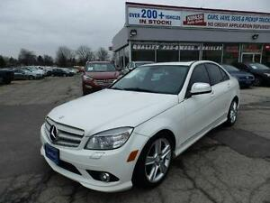 2009 Mercedes-Benz C 300 4 MATIC BLUETOOTH CERTIFIED E-TESTED