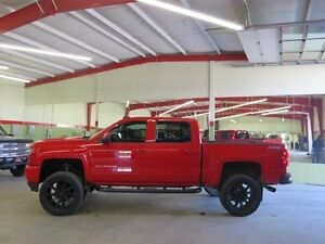 2016 Chevrolet Silverado 1500 Leather 5.3L 4x4 Must See Must Go