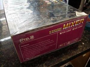 Mixer pour centre de karaoke ( u025917 )