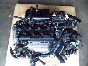 2002 2006 JDM NISSAN ALTIMA 2.0L 2.5L ENGINE LOW MILE 4 CYLINDER