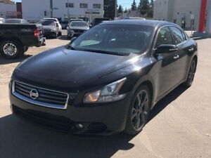 2013 Nissan Maxima 3.5 SR: LEATHER, AUTOMATIC