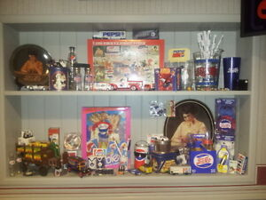 PEPSI COLA MEMORABILIA COLLECTION