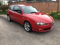 2005 Alfa Romeo 147 T spark Lusso New shape Lovely car