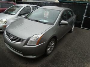 2011 NISSAN SENTRA, AIR, GR.ELECT, CRUISE, MAGS $4995