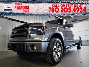 2014 Ford F-150 FX4. Text 780-205-4934 for more information!