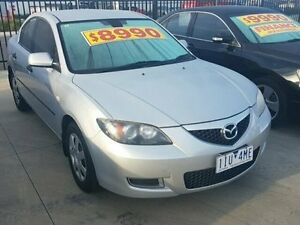 2007 Mazda 3 Silver Sports Automatic Hatchback Dandenong Greater Dandenong Preview