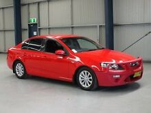 2014 Ford Falcon FG MK2 XT Ecoboost Red 6 Speed Automatic Sedan Dubbo 2830 Dubbo Area Preview