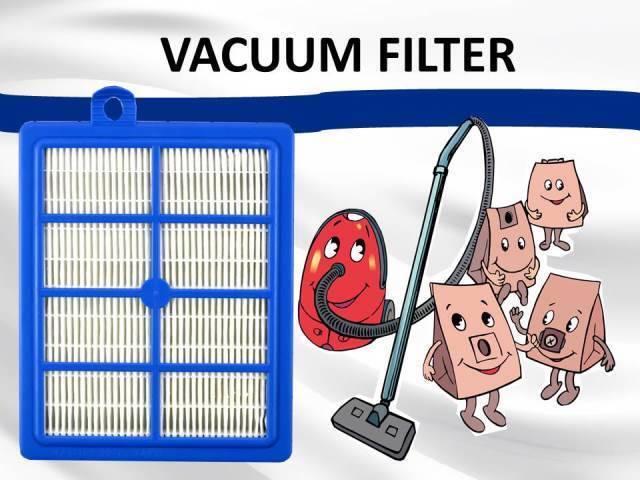 GENUINE ELECTROLUX WERETHEIM VACUUM CLEANER WASHABLE HEPA FILTER PART # EFH12W