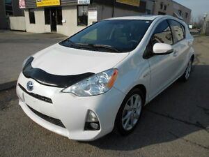 2012 Toyota Prius C Hybrid, 4Cyl, Automatic (Certified)