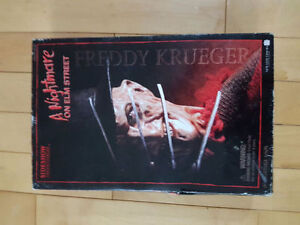 $100 Sideshow collectable Freddy Kruger