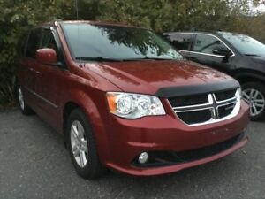 2014 Dodge Grand Caravan Crew - ONE OWNER - ACCIDENT FREE