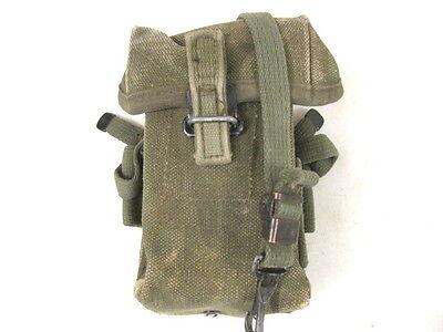 Early Vietnam Era US Army/USMC M1956 Canvas Ammo Mag Magazine Pouch