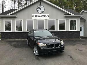 2013 BMW X1  35i OWN FOR 175 B/W ALL IN OAC