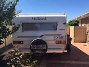 Caravan Millard 1999 White in great condition. Seaford Morphett Vale Area Preview