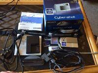 Sony Cyber-shot DSC-T7 Digital Camera