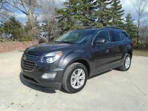 2016 Chevrolet Equinox LT AWD - TRUE NORTH PKG.