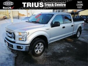 2017 FORD F-150 XLT 4WD 5.0L