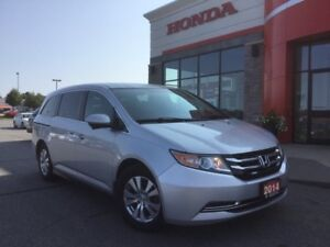 2014 Honda Odyssey EX - TOW PACKAGE - HEATED SEATS