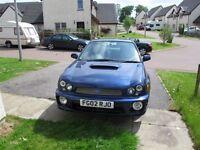 Subaru IMPRETZA WRX