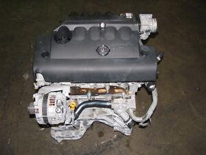2002-2006 Nissan Altima Sentra Engine 2.5L QR25 QR25DE