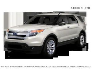 2013 Ford Explorer 4x4 with Leather  Navigation!
