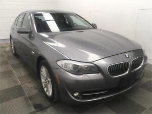 2011 BMW 5 Series 535i xDrive Nav! Back-Up Cam! 1 Year Warranty!