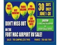 CAMPERS! CAMPERS! CAMPERS! AND SUPERIOR DEAL PRICING $$