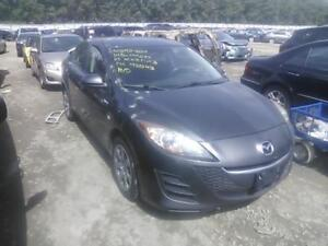 2011 MAZDA 3 FOR PARTS FIT 2010 TO 2013