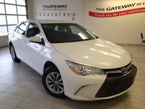 2015 Toyota Camry LE 4dr Auto, Only 59K! Backup Cam, Bluetooth