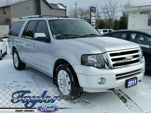 2011 Ford Expedition Limited *Leather* *Nav* *Moonroof*