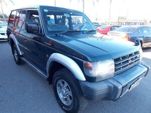 2000 Mitsubishi Pajero NL Escape Green 5 Speed Manual Wagon Enfield Port Adelaide Area Preview