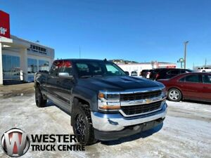 2017 Chevrolet Silverado 1500 LT 4x4- Upgraded Wheels & Tires!