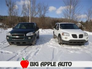 2007 Montana and 2006 Uplander Package Deal