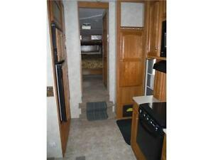 2007 Sabre 30RES Luxury 5th wheel trailer with power slideout Stratford Kitchener Area image 13