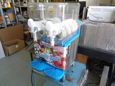 Gbg Granitime 2-sff 2 Bowl Slush Slushie Machine - Margarita Dispenser