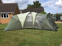 Outwell Hartford L large family tent