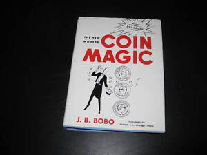 New Modern Book of Coin Magic